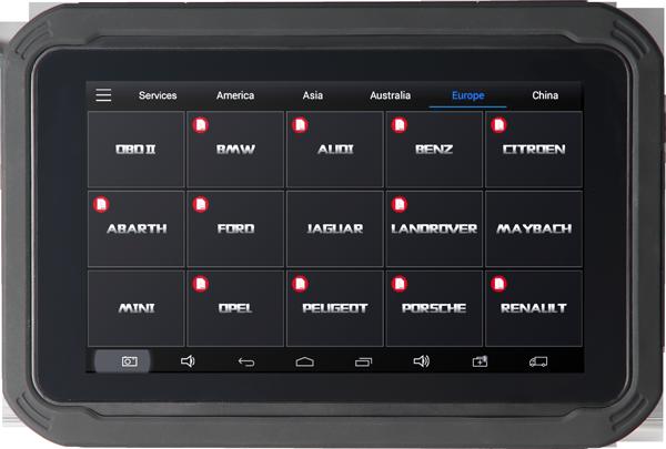 EZ300 Diagnosis System